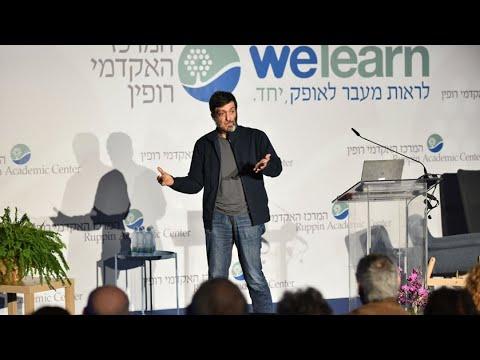 הרצאה מרתקת של דן אריאלי על רמאות, קבלת החלטות והטבע האנושי