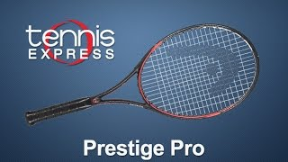 Ρακέτα τέννις Head Graphene XT Prestige Pro video