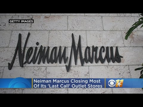 Neiman Marcus Is Focusing On Their Luxury Brand & Closing Most Last Call Outlet Stores