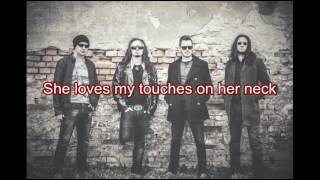 Video Alter Ego - Nobody Can Touch My Baby (Single 2017-Lyrics video)