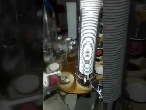KEW High Speed Paper Cup Machine