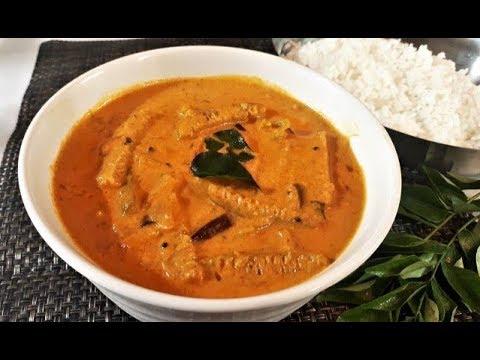 മീനില്ലാത്ത മീൻ കറി /മീൻകറിയുടെ രുചിയിൽ കോവക്ക കറി /Fried Tindora Curry