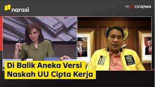 Cipta Kerja: Mana Fakta Mana Dusta - Di Balik Aneka Versi Naskah RUU Cipta Kerja (Part 1)|Mata Najwa