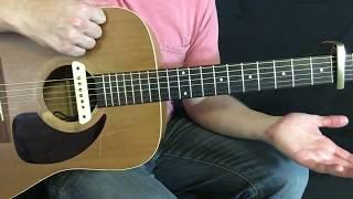 Happy Now   Zedd (Elley Duhe)   Guitar Lesson Tutorial