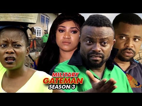 Military Gate-man Season 3 - (2018) Latest Nigerian Nollywood Movie Full HD