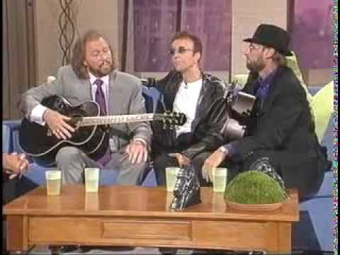 In 1998 The Bee Gees performed 'How deep is your love' Acapella on a talk show and it's truly breath taking