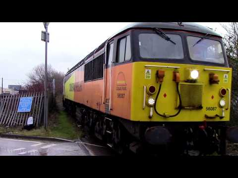 The final clearance of Washwood Heath depot 29th January 201…