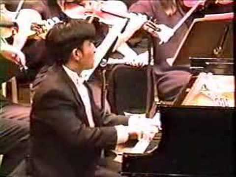 Beethoven Piano Concerto #5, 2nd movement