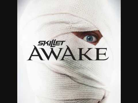 Skillet- Monster w/growl (lyrics) - Awake