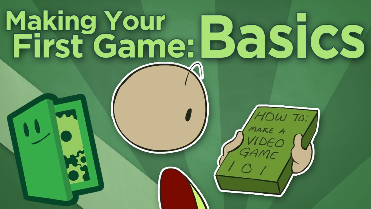 Advice When Making Your First Game