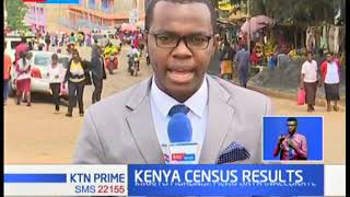 CENSUS RESULTS: Kenya population stands at 47.6M
