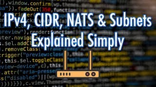 IPv4, CIDR, and VPC Subnets Made Simple!