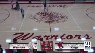 Winamac Girls Varsity Basketball vs Lewis Cass