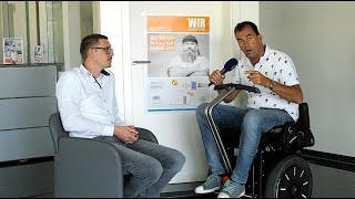 Rollstuhl Türe Barrierefrei