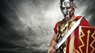Roman legionnaires battle scene// Римские легионеры сцена битвы