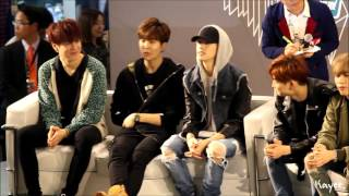 [FANCAM]151201 GOT7 IN HK(MAMA NOMINEES' DAY)