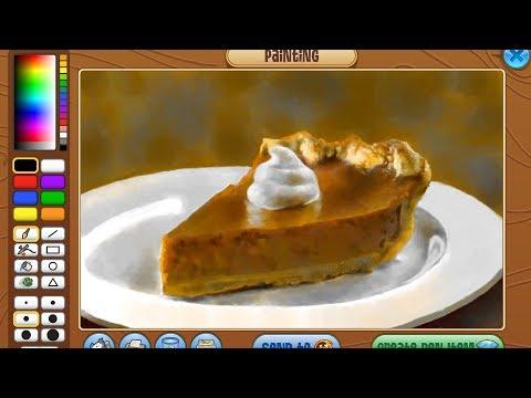 Animal Jam Speedpaint: Pumpkin Pie