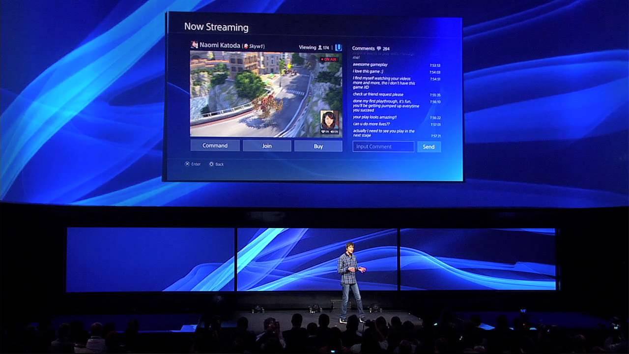Los desarrolladores más importantes hablan del PlayStation 4