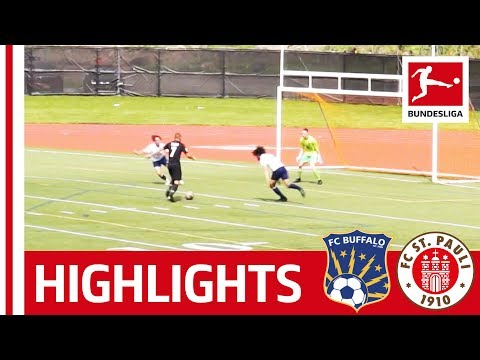 Attacking Goalkeeper & Another Win For FC St. Pauli | FC Buffalo vs FC St. Pauli | Highlights