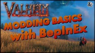 Valheim Modding Basics with BepInEx