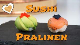 Sushi Pralinen