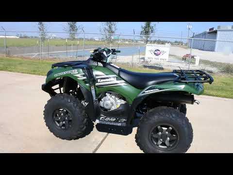 2018 Kawasaki Brute Force 750 4x4i in La Marque, Texas