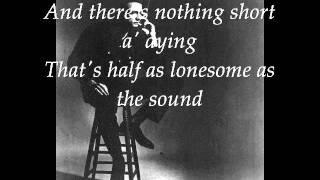 Johnny Cash - Sunday morning coming down with lyrics