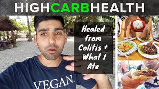 How to Heal Ulcerative Colitis | What I Ate | Drug Free