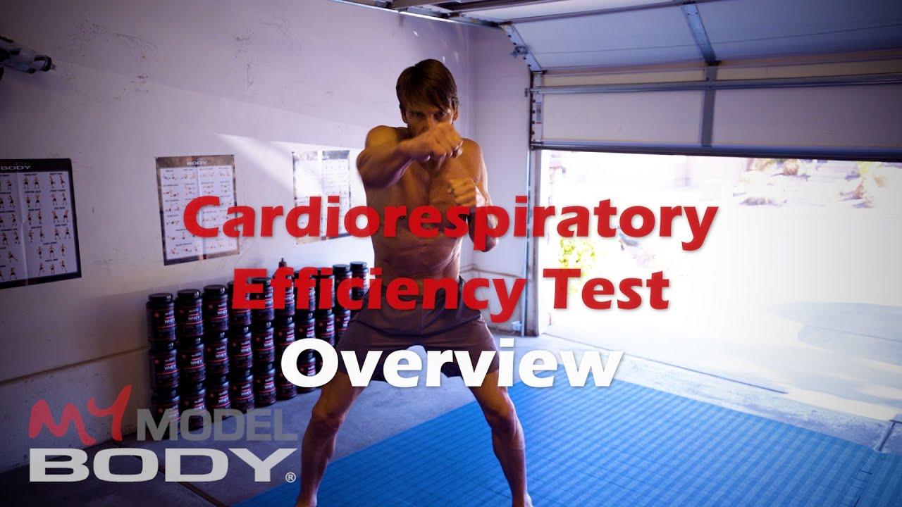 Overview - Cardiorespiratory Efficiency Test