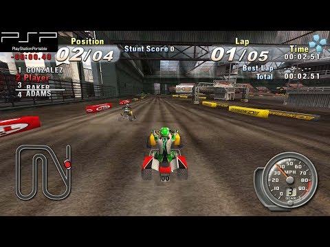 FR: ATV Offroad Fury 3 for PS2 / Blazin' Trails PSP Port