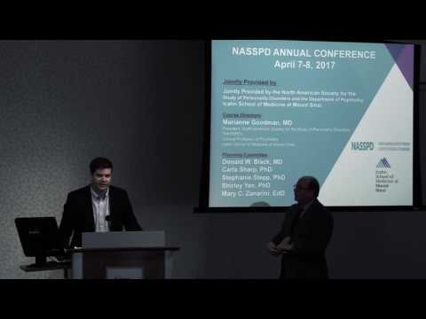 NASSPD Annual Conference 2017 Donald Black, M d Nasspd 2017 Awards