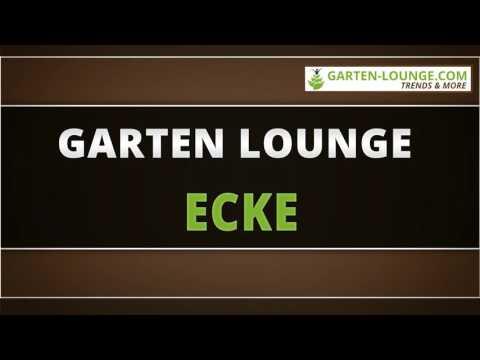 Garten Lounge Ecke
