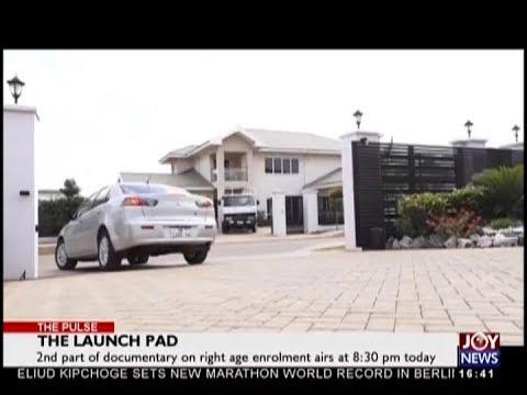 The Launch Pad - The Pulse on JoyNews (17-9-18)