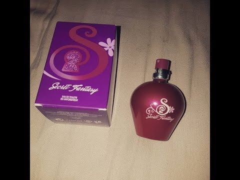 Avon secret fantasy perfume review