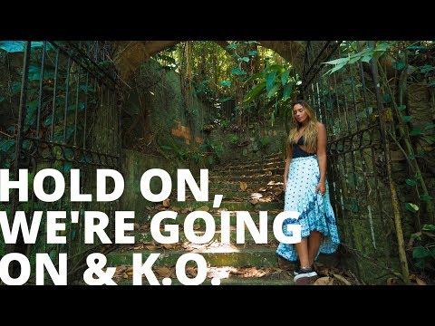 Hold On We're Going Home & K.O. - Drake (Amanda Coronha cover acústico) Nossa Toca na Rua