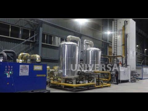 Cryogenic Nitrogen Plant
