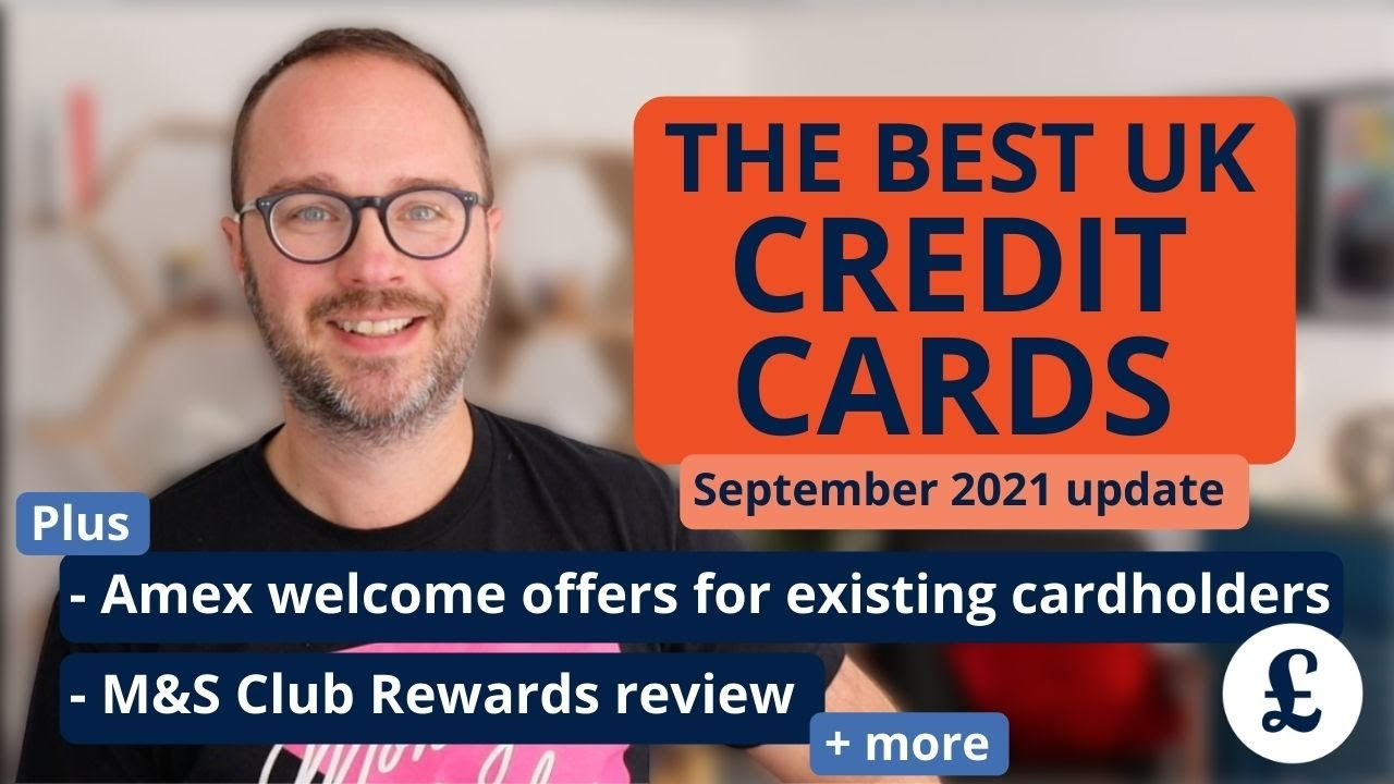 Finest UK Credit Cards (Sept 21 upgrade) brand-new Amex welcome bonus offers thumbnail
