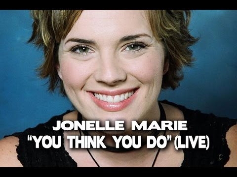 """Jonelle Marie performs """"You Think You Do"""" Live in Dallas Texas"""