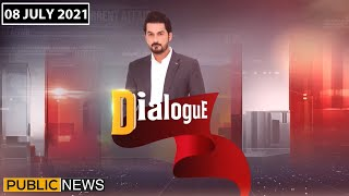 Dialogue with Adnan Haider | 08 July 2021 | Public News