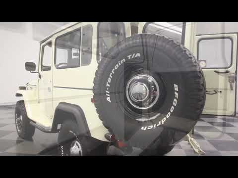 Video of '78 Land Cruiser FJ - MZ8L