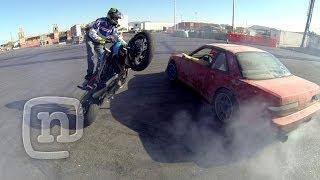 Tuerck'd Drifts Las  Vegas— Missile Cars, Tandem Drifting, Parties & Truck Jumping