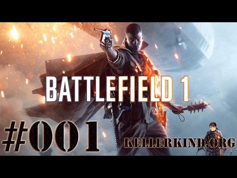 Battlefield 1 #001 - Nur ein Soldat ★ EmKa plays Battlefield 1 [HD|60FPS]
