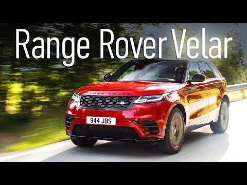 Land Rover  Range Rover Velar Внедорожник класса J - тест-драйв 3