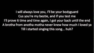 Bromance Lyrics.