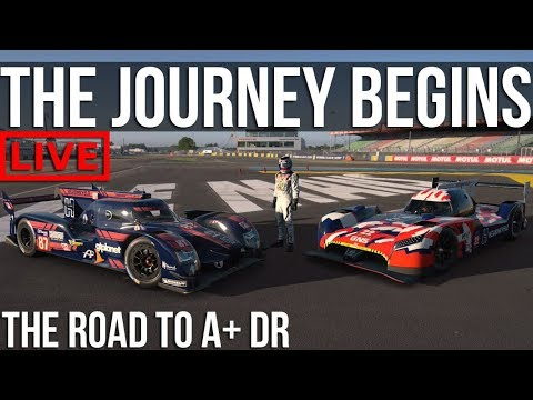 Gran Turismo Sport - The Journey Begins   First Stream In New Rig!!!