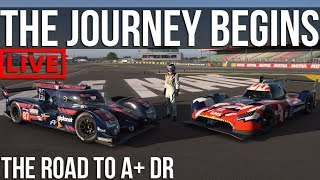 Gran Turismo Sport - The Journey Begins | First Stream In New Rig!!!