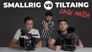 SmallRig vs Tilta BMPCC4K Cage Match