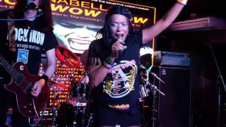 ANNABELLAS BOW WOW WOW GO WILD IN THE COUNTRY FIBBERS YORK 14 AUGUST 2016