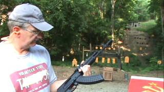 Arsenal AK47 vs WASR