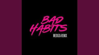 Kadr z teledysku Bad Habits (Meduza Remix) tekst piosenki Ed Sheeran